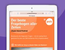 Bayerischer Rundfunk – iPad Fragebogen Tool
